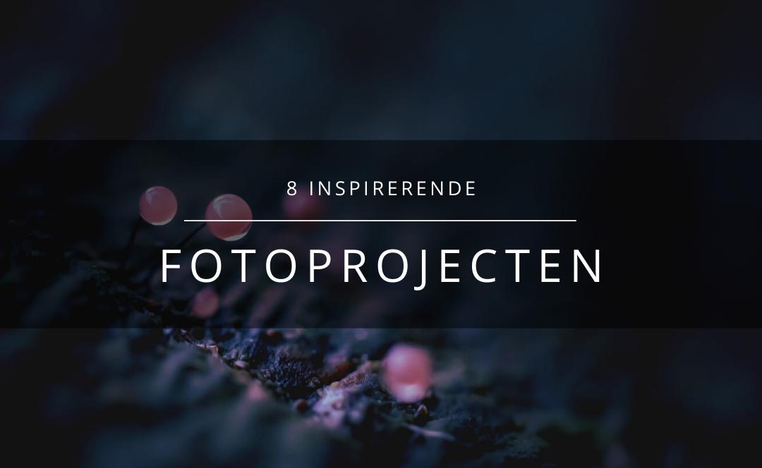 8 Inspirerende foto-projecten