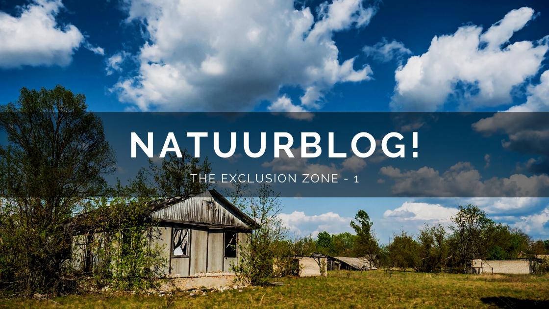 Arnhemsmeiske natuurblog exclusion zone