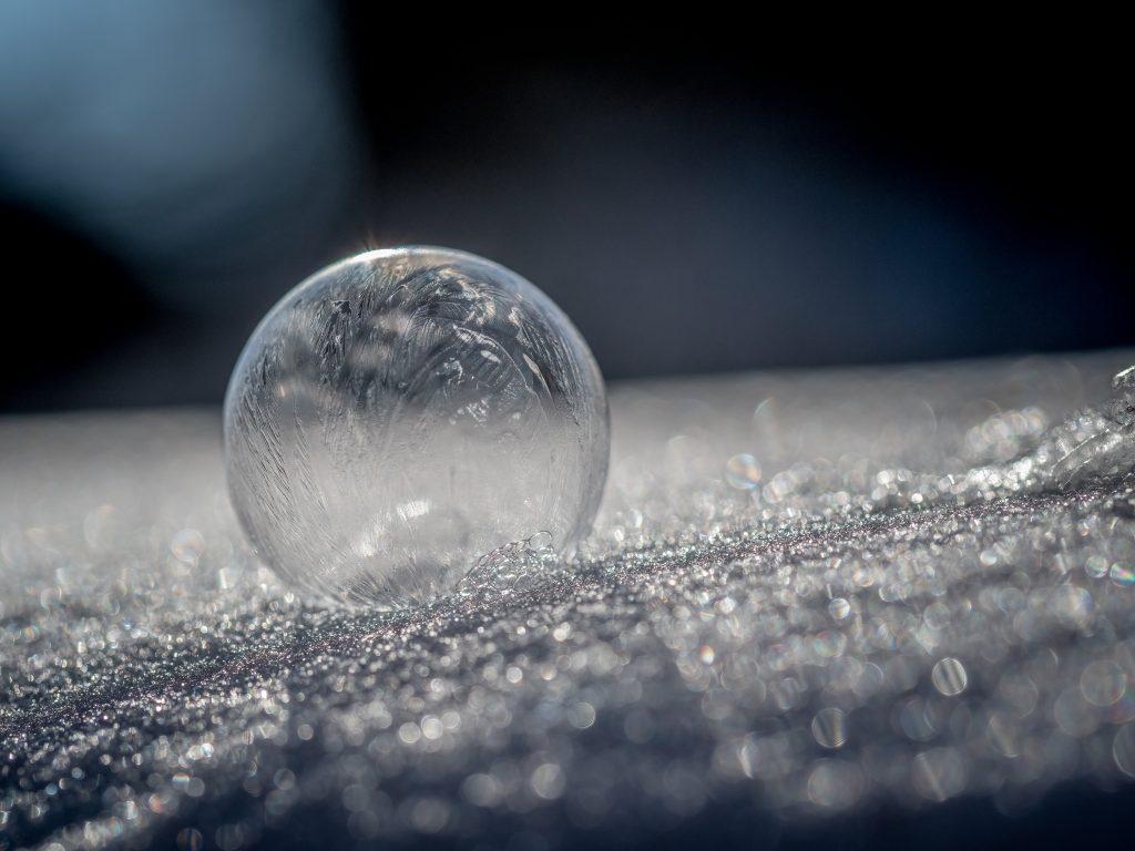 bevroren bubbels Arnhemsmeiske 2